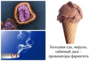 Факторы провоцирующие болезнь