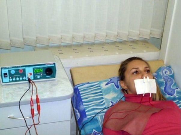 Электрофорез слизистых оболочек носа