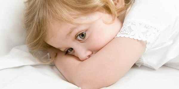 Как герпес проявляется на теле у ребенка