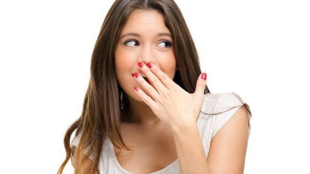 Кариес на угловых зубах