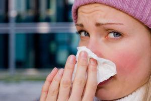 Простудные осложнения