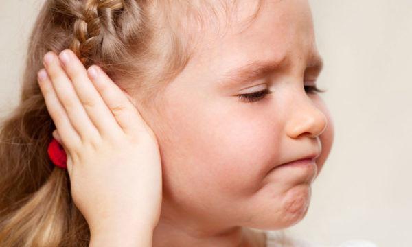 Отечность и гиперемия уха