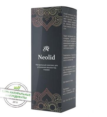 Неолид — природный эликсир для молодости глаз