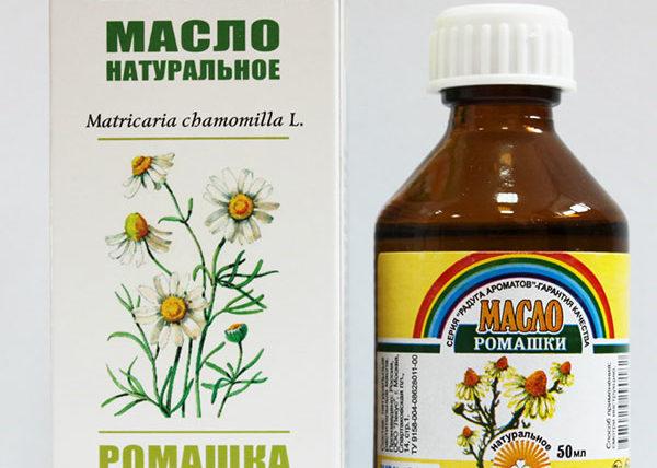 Ромашковое масло