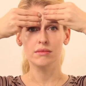 Правила проведения гимнастики для лица от морщин