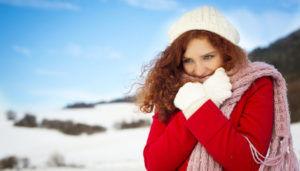 Переохлаждение организма влечет за собой различные заболевания горла