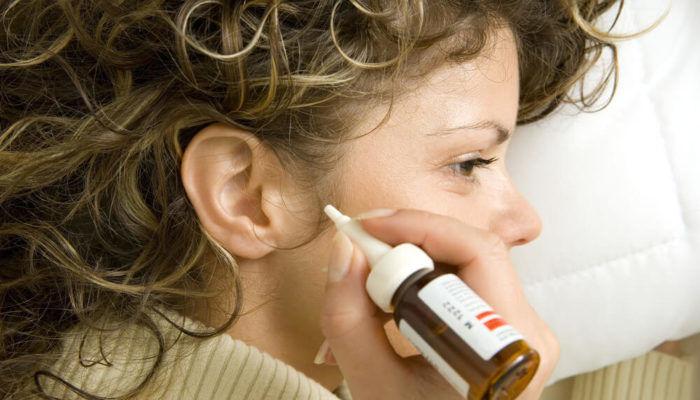 Выделения и боль при гнойных воспалениях