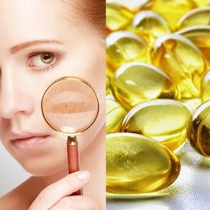 Витамины для кожи вокруг глаз