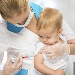 Вакцинация детей от ветряной оспы