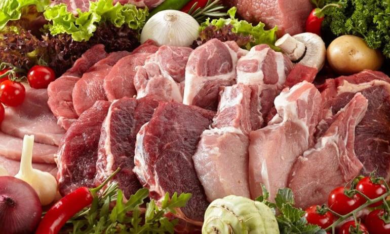 Первая помощь при отравлении мясом