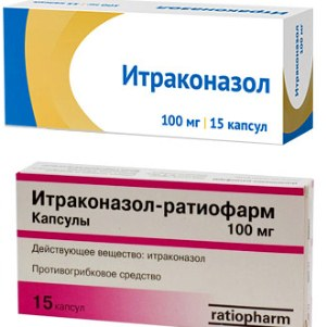 Обзор противогрибковых препаратов основных групп