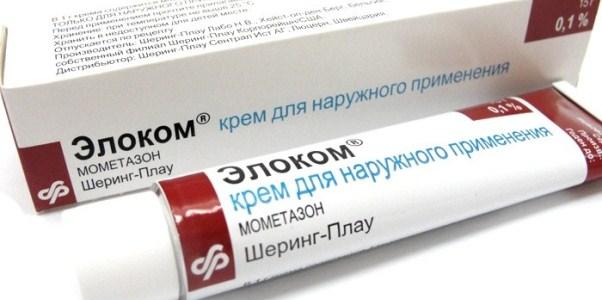 Элоком в лечении дерматита и экземы