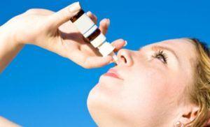 Лечение придаточных пазух носа