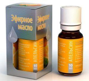 Эфирное масло для горла