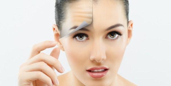 Косметические средства против морщин на лбу