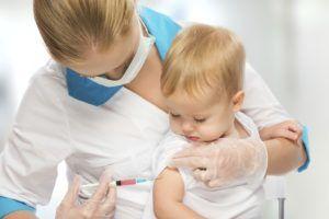 Вакцину можно ввести только детям до 4 лет