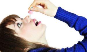 Злоупотребление сосудосуживающими каплями может спровоцировать онемение носа