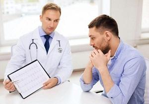предстательная железа у мужчин воспаление симптомы