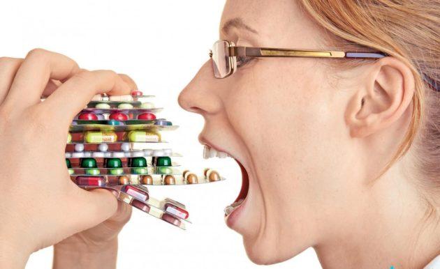 Злоупотребление лекарственными препаратами