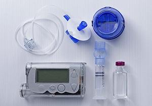 Инсулиновая помпа для диабетиков