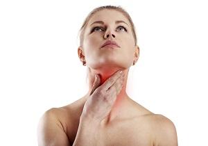 болит щитовидной железы симптомы