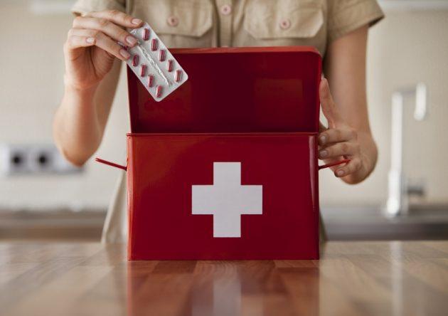 Хранение препарата