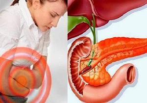 признаки проблем с поджелудочной железой