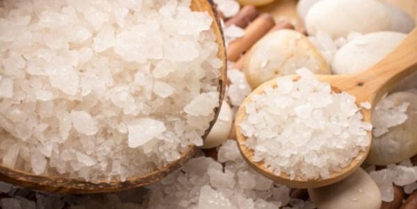 Скрабы от целлюлита с морской солью