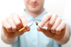 Стоит отказаться от вредных привычек для предотвращения развития опухоли