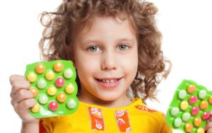 Поливитамины улучшат состояние вашего ребенка