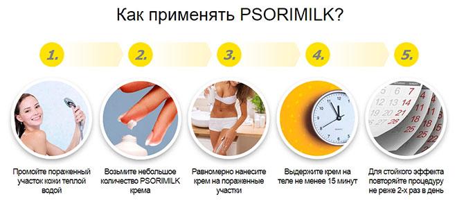Псоримилк — средство №1 в борьбе с псориазом