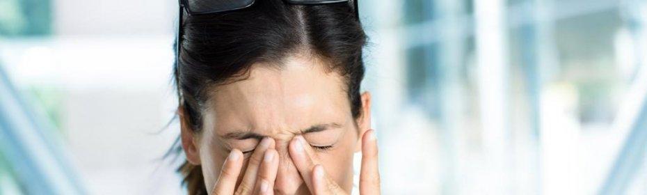 Болит угол глаза ближе к носу — OtekamNET
