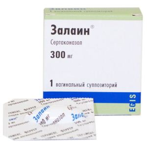 Крем Залаин — лечебные свойства, инструкция по применению, аналоги
