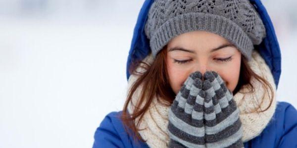 Дерматит на холод