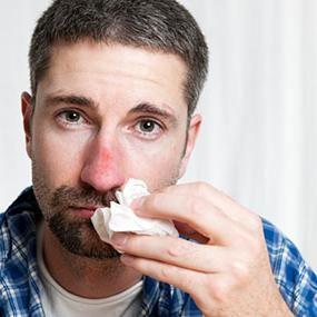 Аномальное сращение хрящей носа