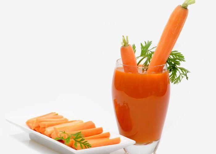 Cок моркови