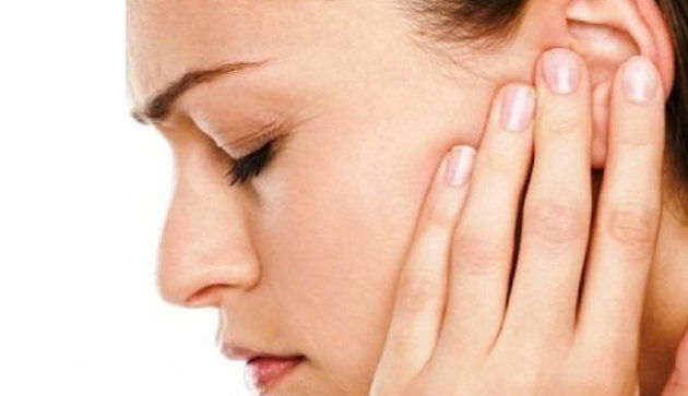 Ушная ноющая боль