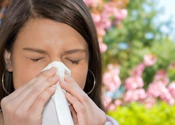 Сезонные аллергии