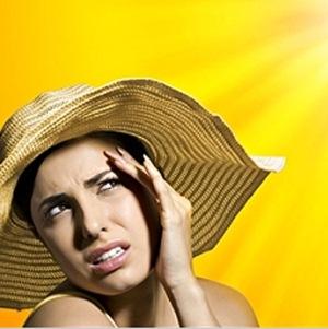 Опасность солнечных ожогов, первая помощь