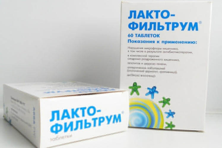 Лактофильтрум при поносе - правильная дозировка взрослому