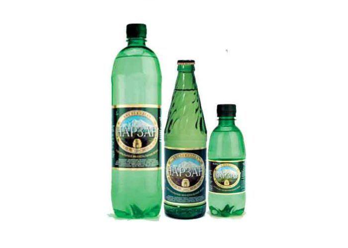 Нарзан минеральная вода