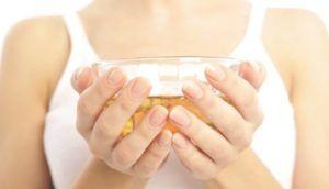 После удаления миндалин следует соблюдать диету