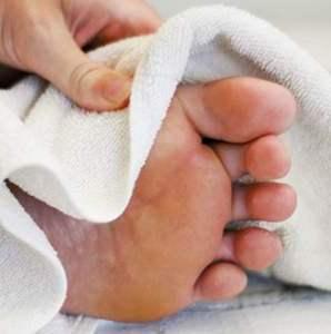 Как избавиться от грибка ногтей у детей