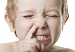Носовой герпес у детей