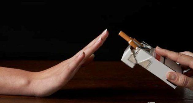 Врачи рекомендуют отказаться от вредных привычек особенно от курения
