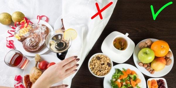 Диета — неотъемлемая часть эффективного лечения экземы