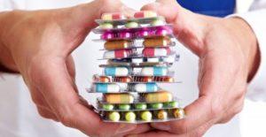 Применение медикаментозных препаратов