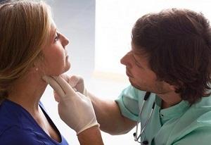 щитовидная железа ком в горле