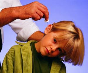 Капать в уши спиртовые растворы при воспалении не рекомендуется