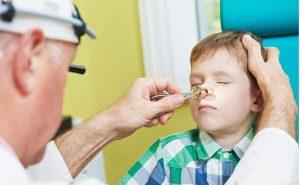 Выравнивание носа ребенку